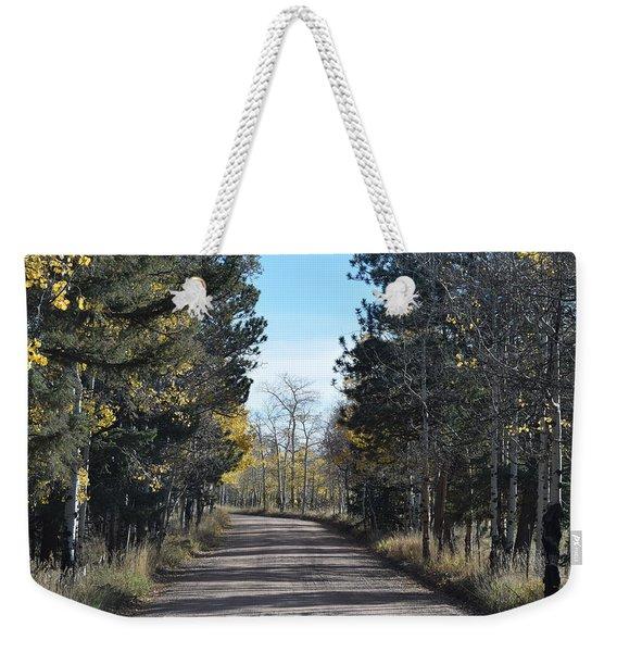 Cr 511 Divide Co Weekender Tote Bag