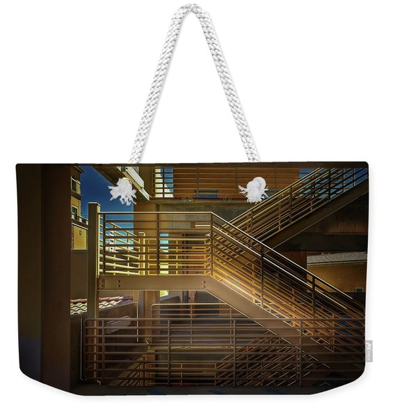 Where To Now  Weekender Tote Bag