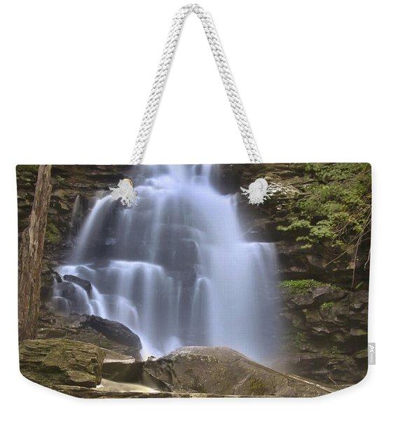 Where Waters Flow Weekender Tote Bag