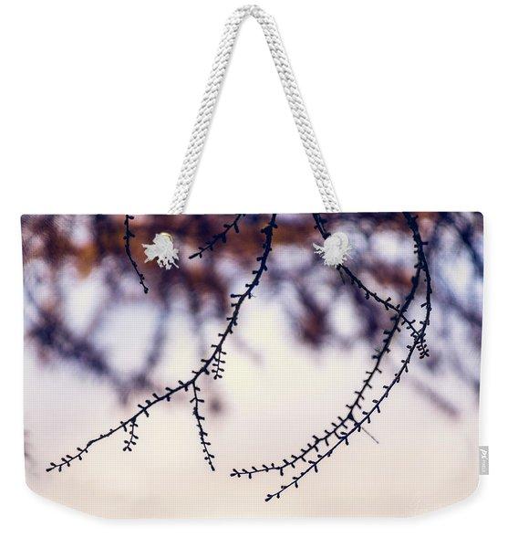 Whip Weekender Tote Bag