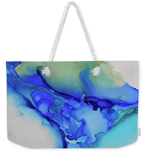 Whirlwind Weekender Tote Bag