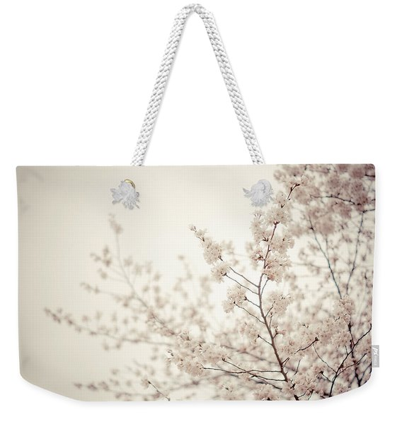 Whisper - Spring Blossoms - Central Park Weekender Tote Bag