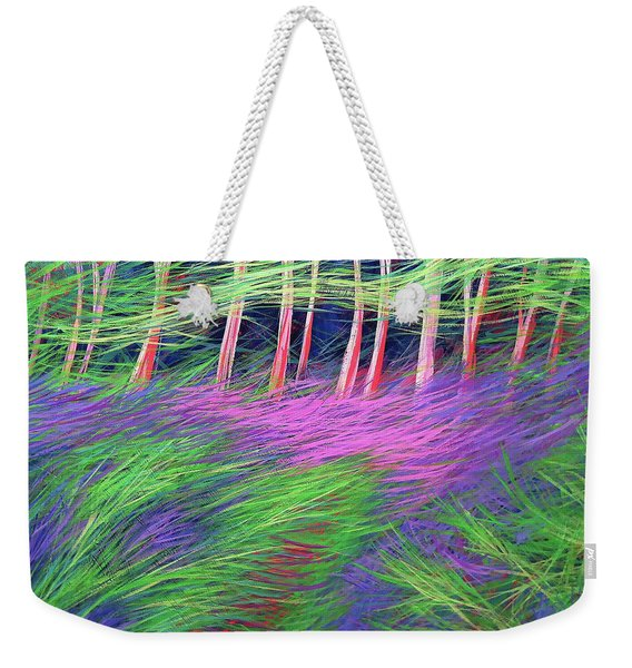 Whisper The Wind Weekender Tote Bag