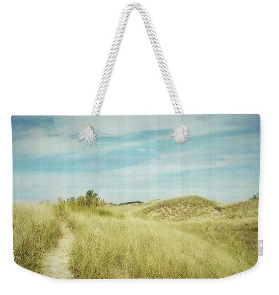 Whispering Dunes Weekender Tote Bag