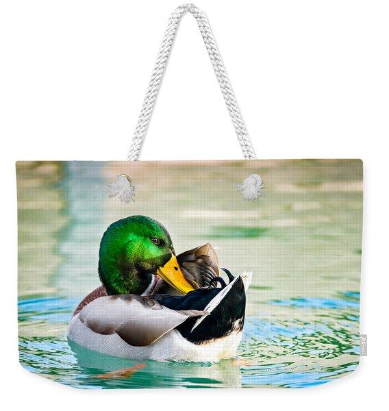 Whispering Secrets Weekender Tote Bag