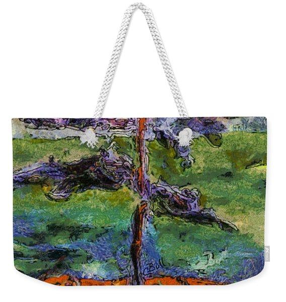 Whispers Too Weekender Tote Bag