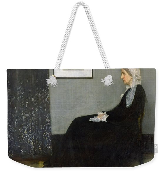 Whistlers Mother Weekender Tote Bag