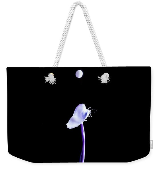 White Cap Weekender Tote Bag