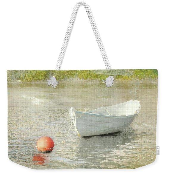 White Dory Weekender Tote Bag