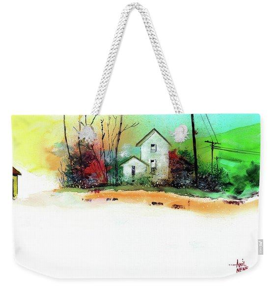 White Houses Weekender Tote Bag