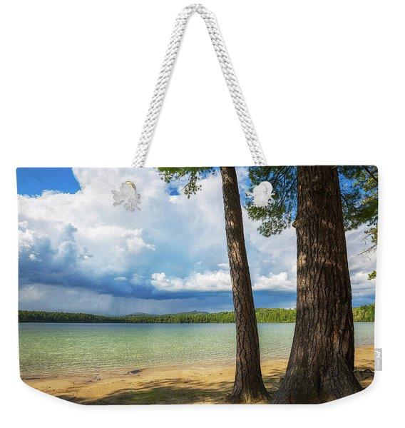 White Lake Weekender Tote Bag