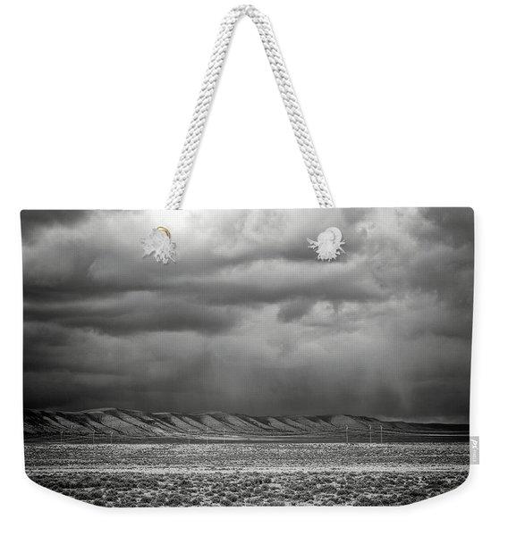 White Mountain Weekender Tote Bag
