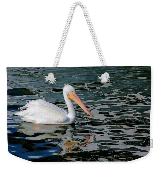 White Pelican, Too Weekender Tote Bag