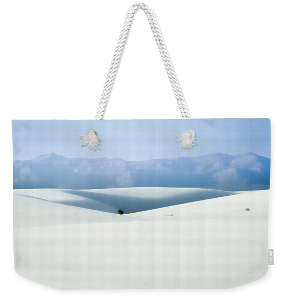 White Sands, New Mexico Weekender Tote Bag