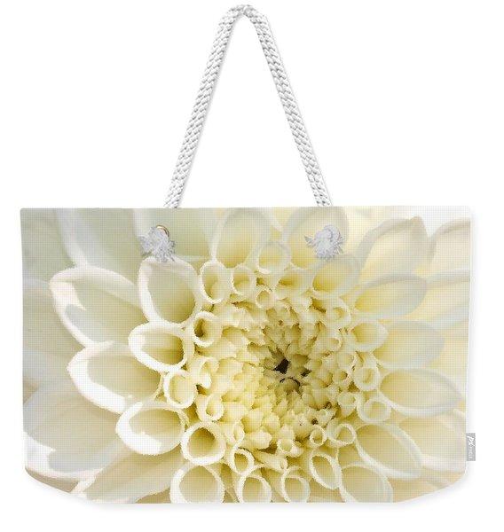 Whiteflow Weekender Tote Bag