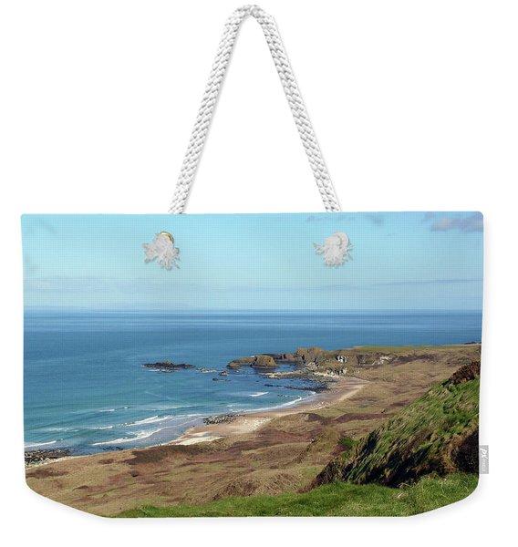 Whitepark Bay Weekender Tote Bag