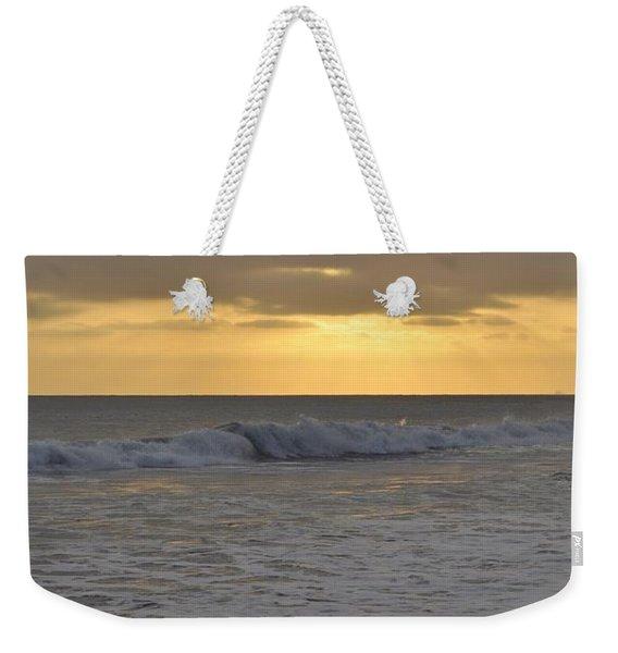 Whitewash Weekender Tote Bag