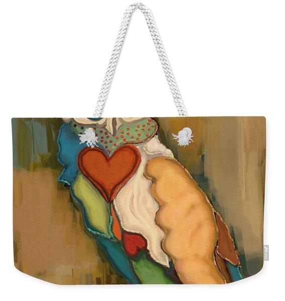 Who Christmas Weekender Tote Bag