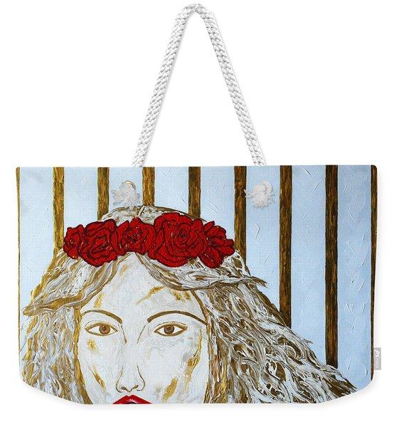 Who Is She? Weekender Tote Bag