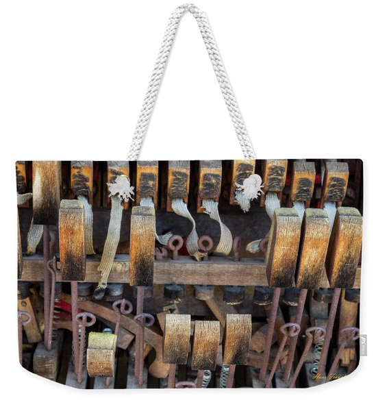 Who Knows Image # 2 Weekender Tote Bag