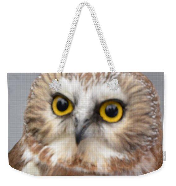 Whoo Me Weekender Tote Bag
