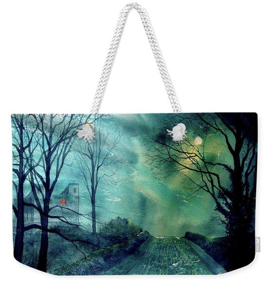 Whorlton Castle Weekender Tote Bag