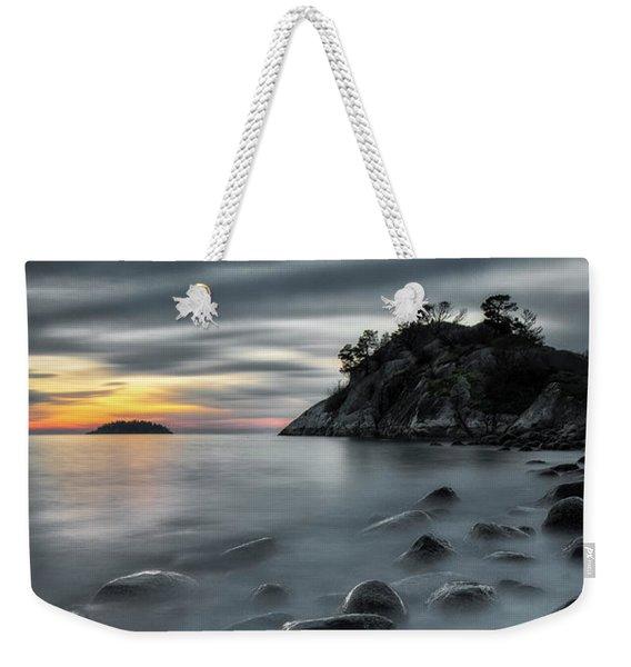Whyte Islet Weekender Tote Bag