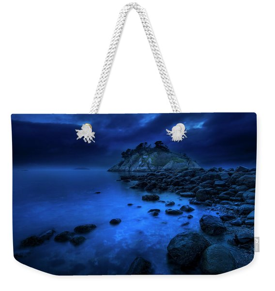 Whytecliff Dusk Weekender Tote Bag