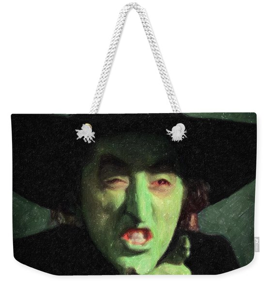 Wicked Witch Of The East Weekender Tote Bag