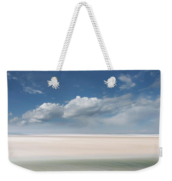 Wide Open Weekender Tote Bag