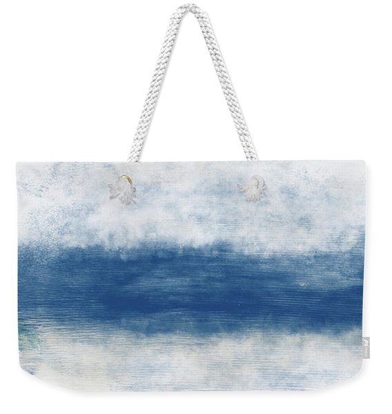Wide Open Ocean- Art By Linda Woods Weekender Tote Bag