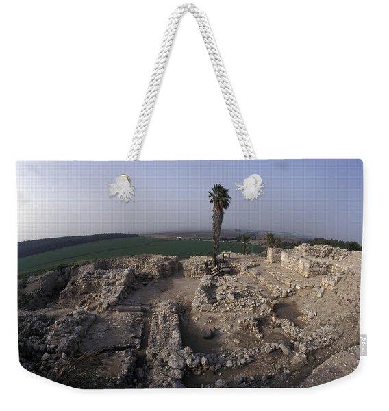 Wide Shot Of The Armagedden Plains Weekender Tote Bag