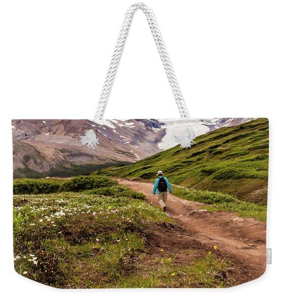 Wilcox Pass Weekender Tote Bag