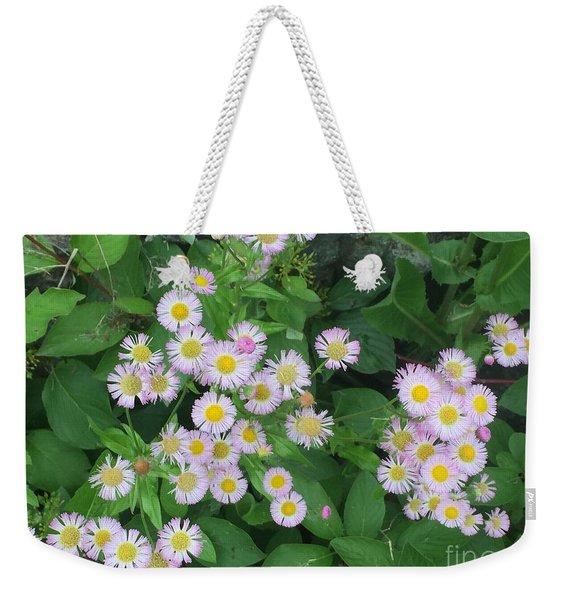 Wild And Beautuful 7 Weekender Tote Bag