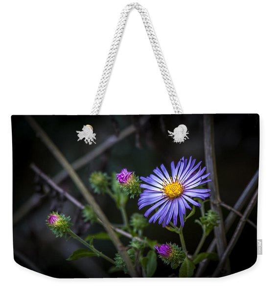 Wild Beauty Weekender Tote Bag