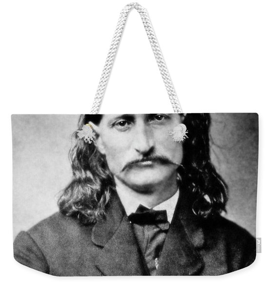 Wild Bill Hickok - American Gunfighter Legend Weekender Tote Bag