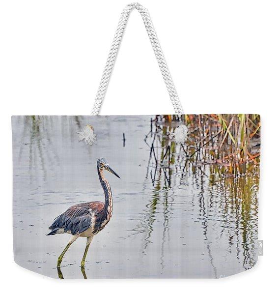 Wild Birds - Tricolored Heron Weekender Tote Bag