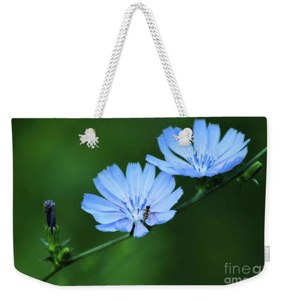 Wild Chicory Weekender Tote Bag