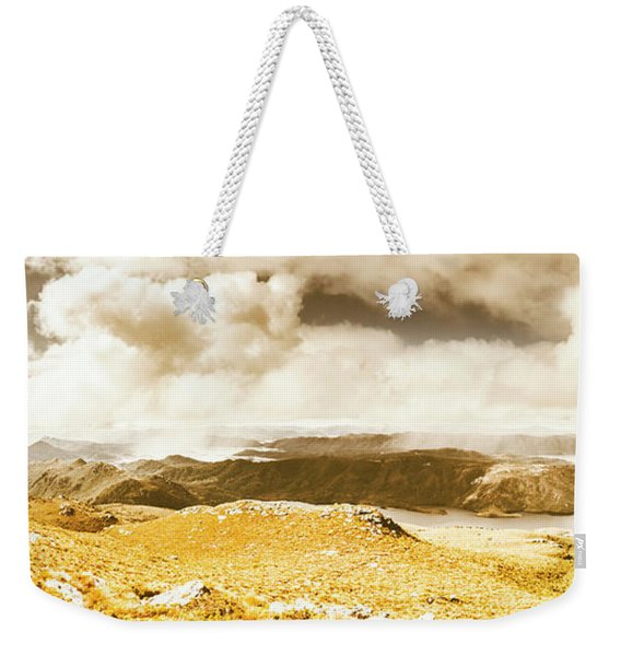 Wild Country Lookout Weekender Tote Bag