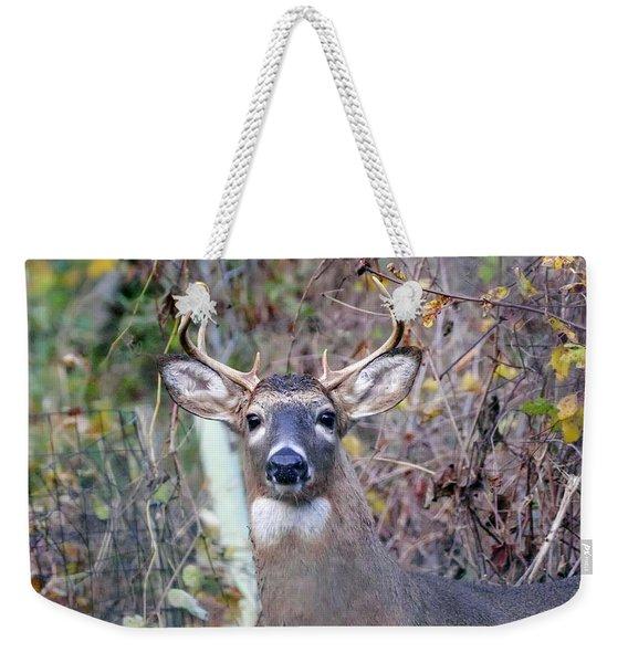 Wild Deer Weekender Tote Bag