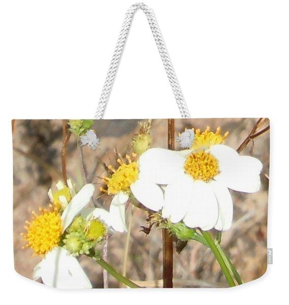 Wild Flowers At Waimea Canyon Weekender Tote Bag