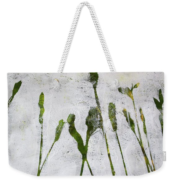 Wild Grass 4 Weekender Tote Bag