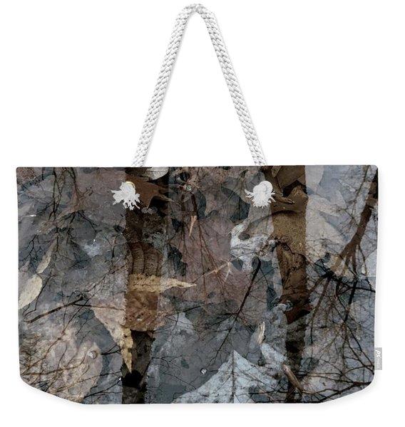 Wild Roots Weekender Tote Bag