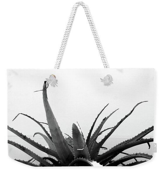 Wild Succulent-  By Linda Woods Weekender Tote Bag