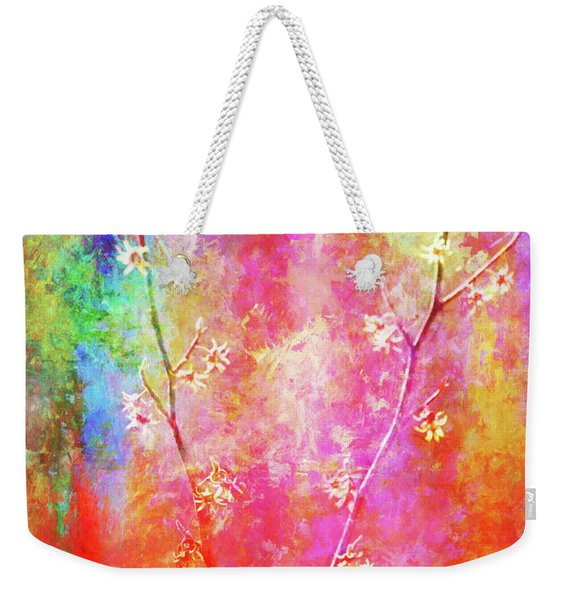 Wild, Wild, Witch Hazel Weekender Tote Bag