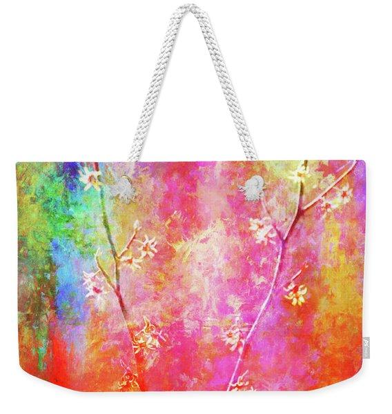 Wild, Wild, Witch Hazel Weekender Tote Bag