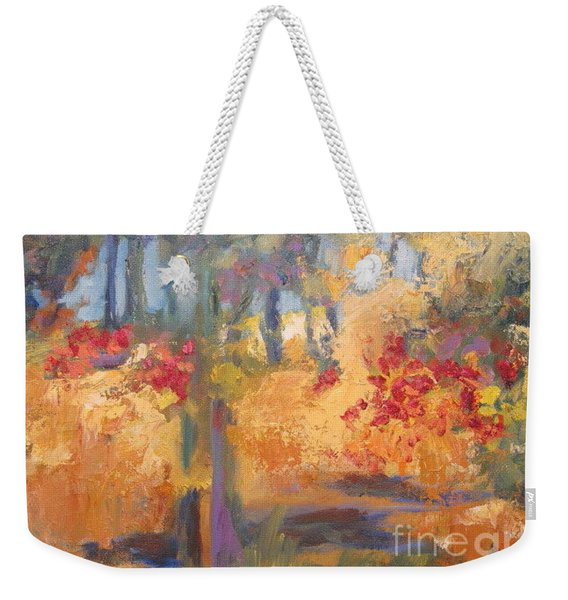 Wild Woods Weekender Tote Bag
