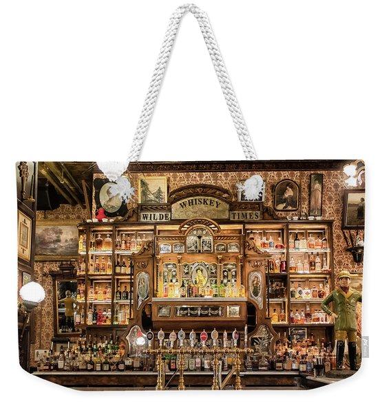 Wilde Times Weekender Tote Bag