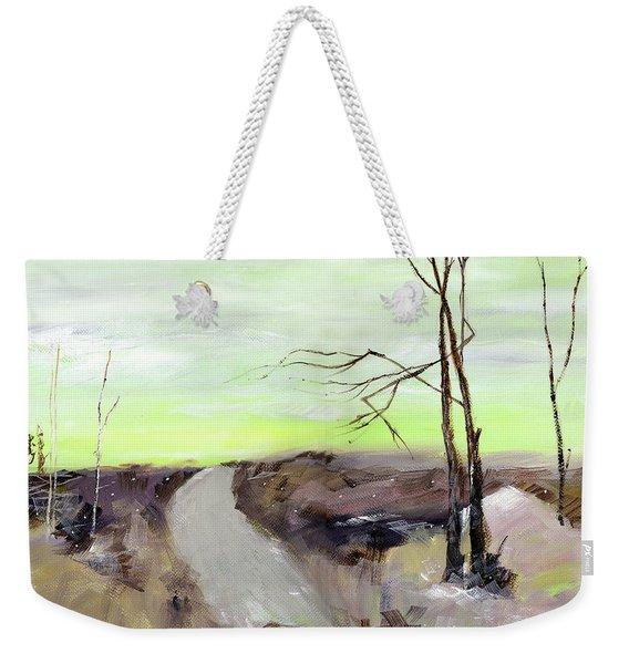 Wilderness 2 Weekender Tote Bag