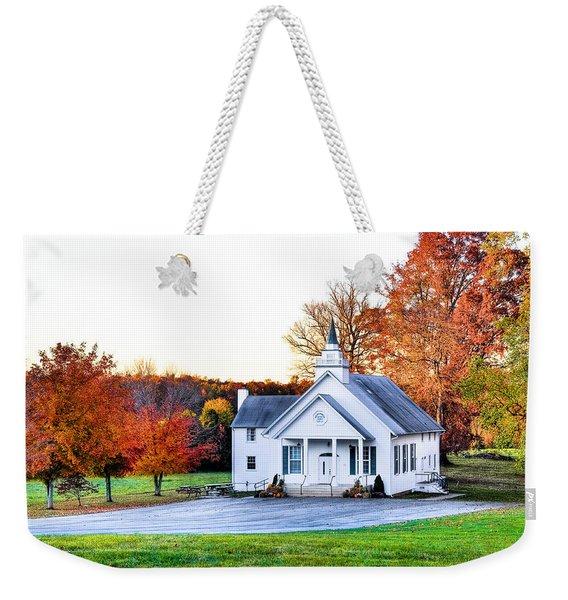 Wilderness Church Weekender Tote Bag